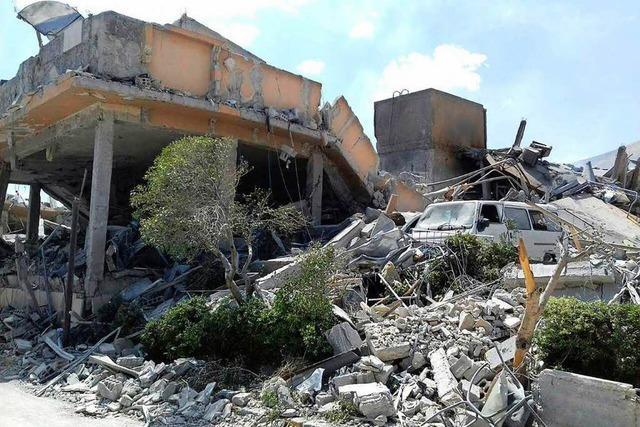 Westen setzt nach Raketenangriffen in Syrien auf Diplomatie und Drohungen