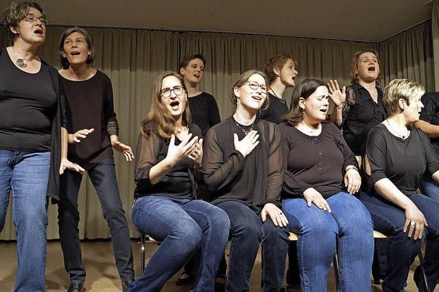 Geballte musikalische Frauenpower