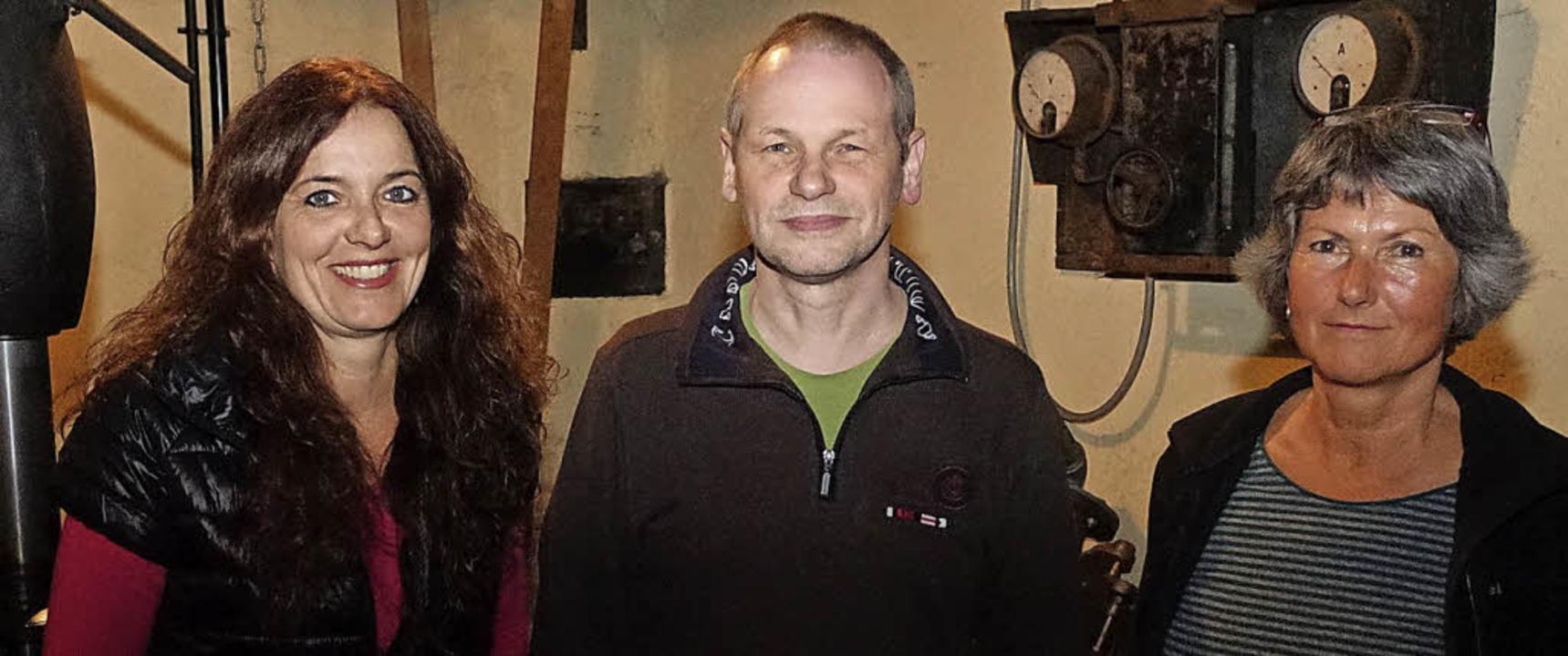 Die neuen Gesichter im Vorstand des Sc...er Radfelder und Claudia Staudenmayer   | Foto: Hans-Jürgen Hege