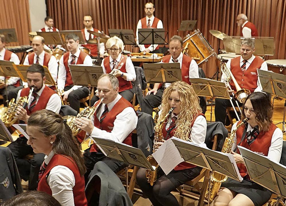 Doppelkonzert Schwörstadt  | Foto: Chris Rütschlin