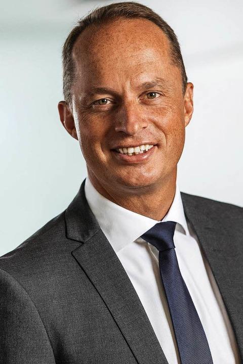 Vorstandschef Peter Schneidewind    Foto: Rena Technologies