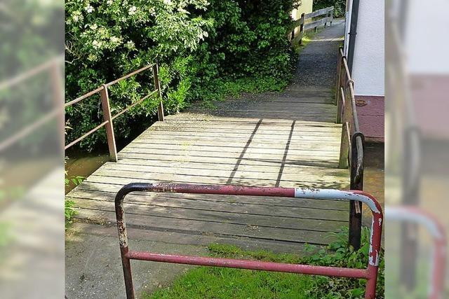 Teure Angebote für Neubau der Mühlbachbrücke