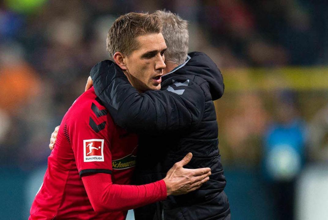SC-Coach Streich setzt in Mainz auf mentale Frische seiner Profis  | Foto: dpa