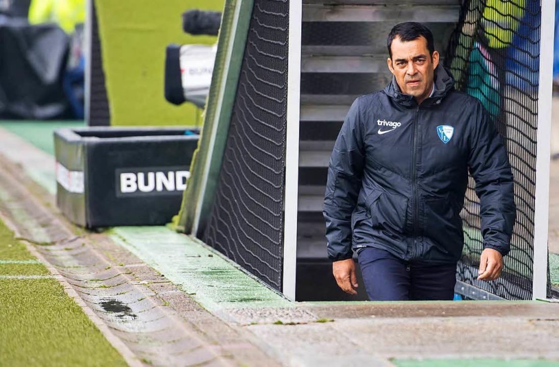 Zurück auf der Fußball-Bühne: Robin Dutt  | Foto: dpa
