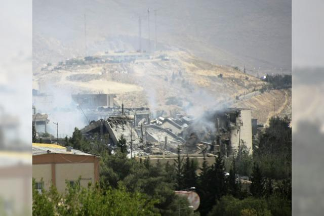 Der Angriff auf Syrien hat symbolischern Charakter
