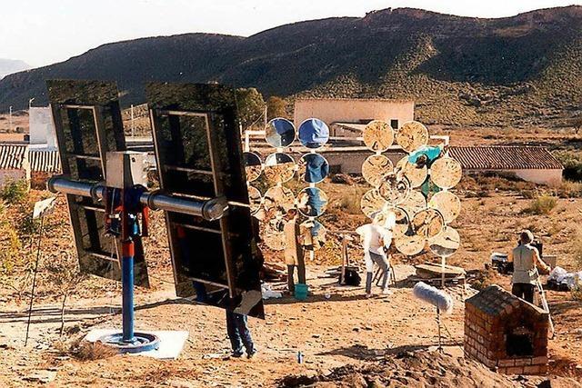 Inzlinger will autarken Sonnenkollektor bei Grenzach-Wyhlen bauen