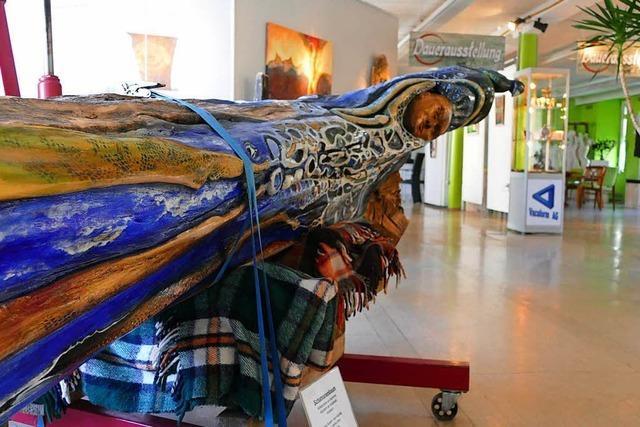 Schöpflin-Areal: Künstler präsentieren sich zum Tag der offenen Tür
