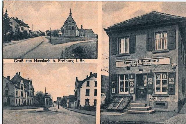 Wie sich das Zentrum von Freiburg-Haslach verändert hat