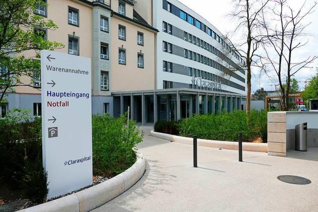 Claraspital Basel gut gerüstet für eine Kliniklandschaft im Wandel