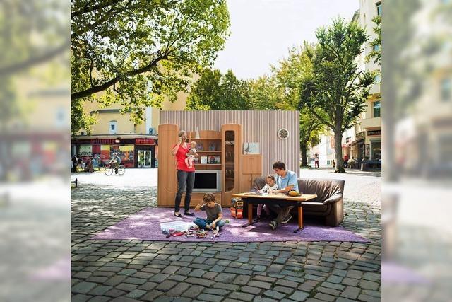 Caritas stellt Wohnungsproblematik in den Fokus ihrer Arbeit