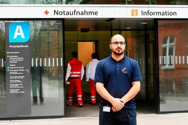 Immer mehr Krankenhäuser engagieren Sicherheitsdienste