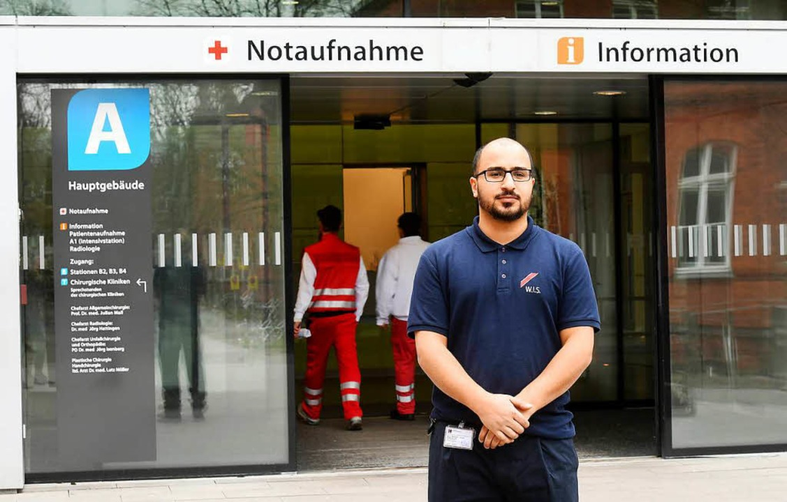 Das soll es bald auch im Südwesten geb... steht vor einem Klinikum in Hannover.  | Foto: dpa