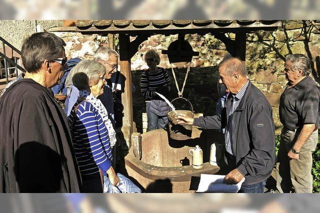 Dorfgeschichte wird lebendig