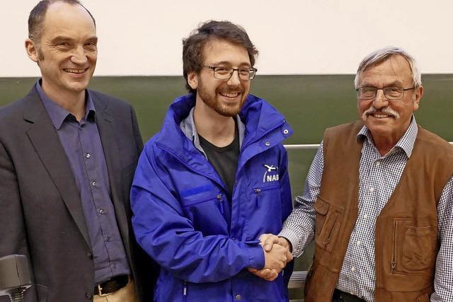 Alexanders Milles ist neuer Nabu-Chef