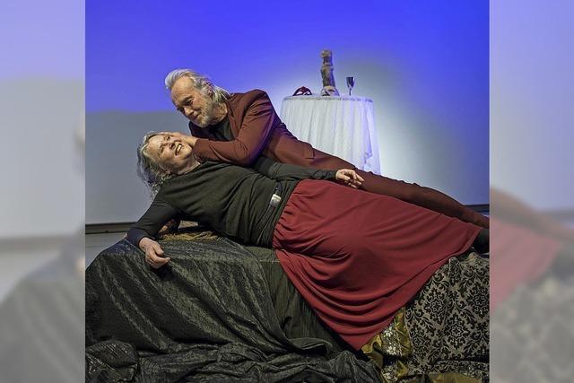 Ovids Liebeskunst auf der Bühne des Salmen Offenburg