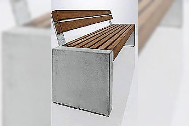 Neue Möbel für den neuen Platz