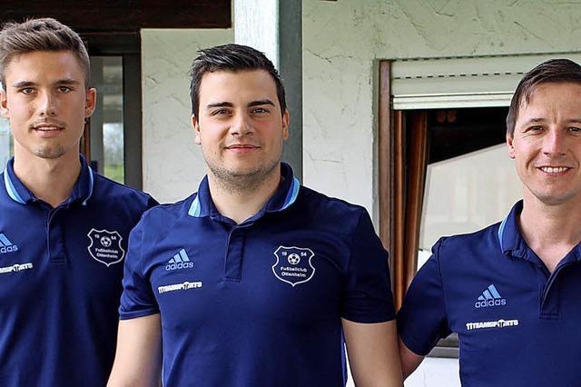 Neues Trio führt den FC Ottenheim