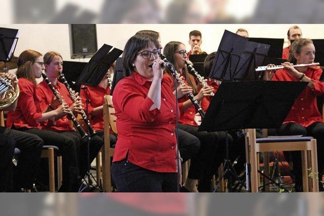 Orchester beeindruckt mit Vielfalt