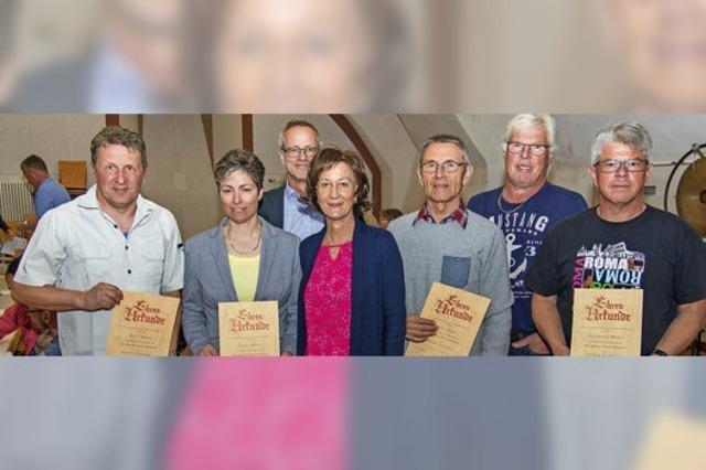 Heidi Lehmann ist die Neue im Führungsteam des LV Ettenheim