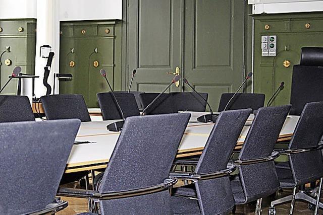 Jupa-Sitzung fällt mangels Masse aus
