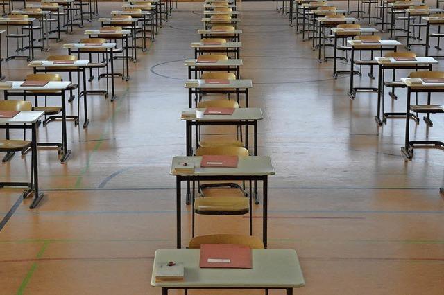Der Prüfungsstress beginnt