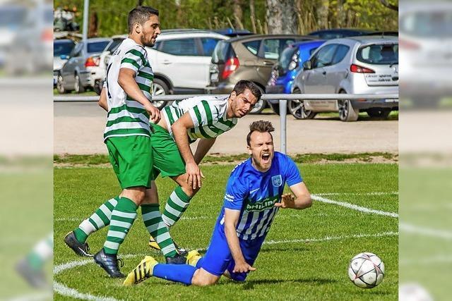 FC Hausen ohne Biss