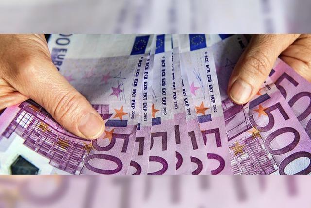 Die Freiburger Stadtverwaltung hat mehr Geld als die Sparkasse erlaubt