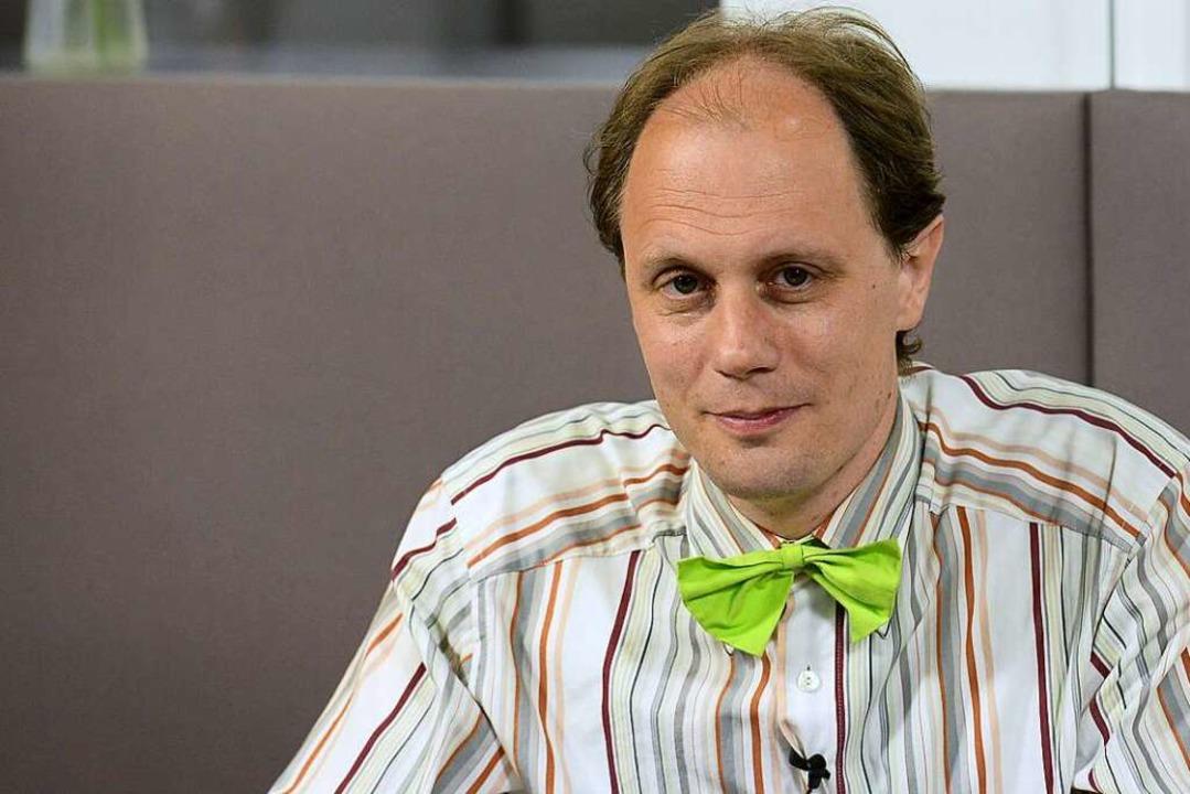 Manfred Kröber  | Foto: Ingo Schneider