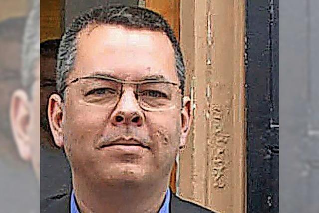 Türkei klagt US-Pastor an