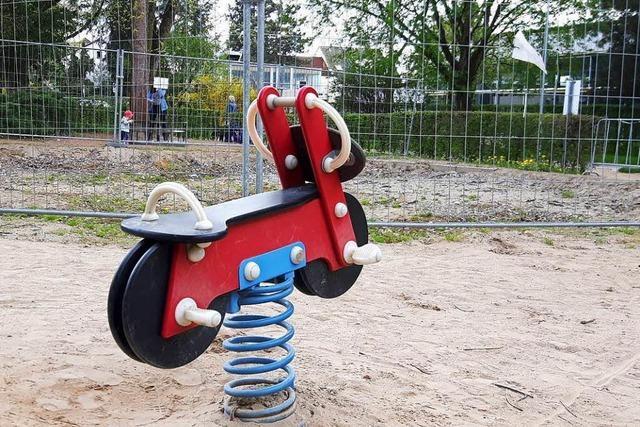 Ideen für neuen Spielplatz
