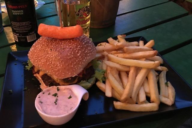 Burger in Freiburg: Die Top 10 Burger-Läden