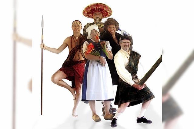 Theatergruppe Ungeniert in Emmendingen