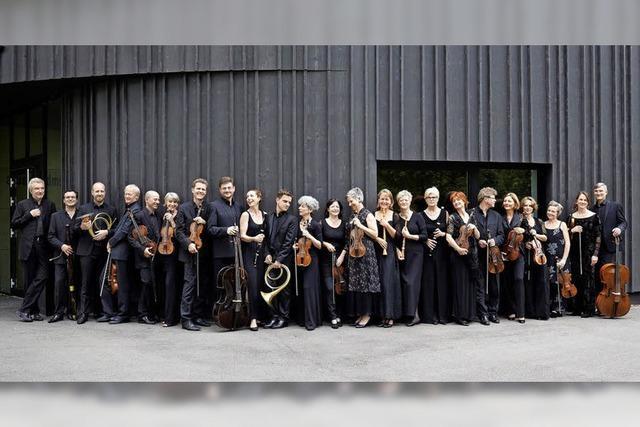 Freiburger Barockorchester präsentiert Anfänge der Klassik