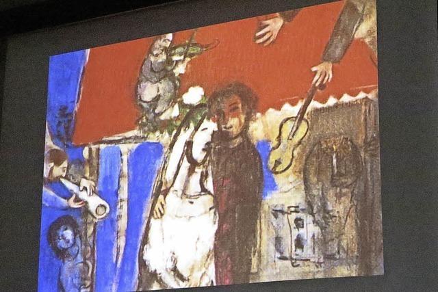 Crossover von Kunst und Religion