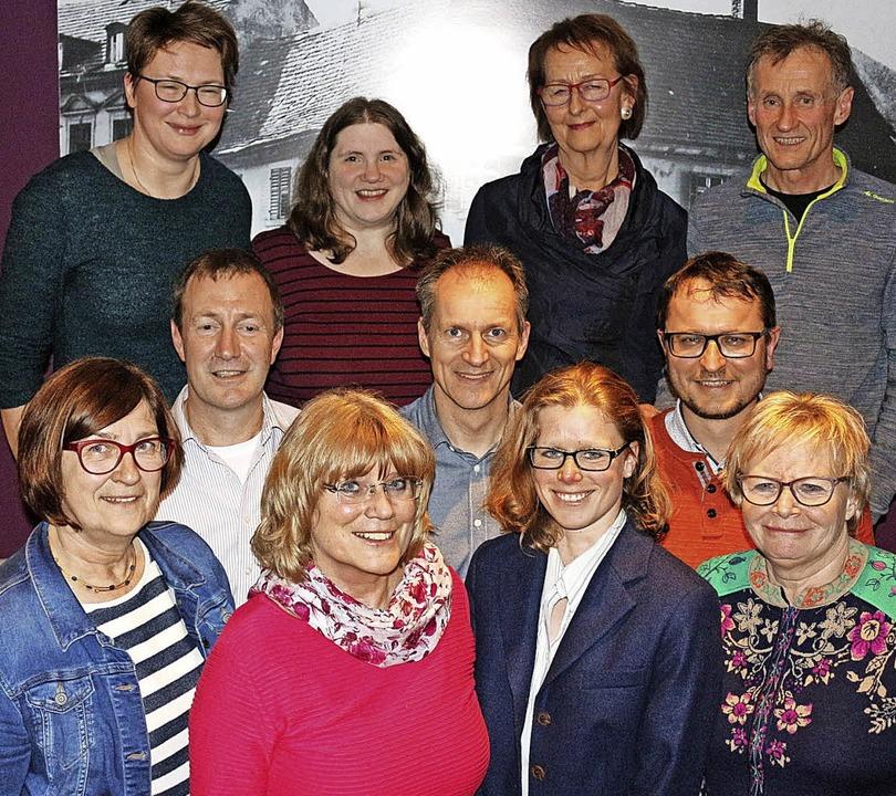 Die bisherige Vorsitzende  Ingrid Volk...wieder stellvertretende  Vorsitzende.     Foto: Karin Heiss