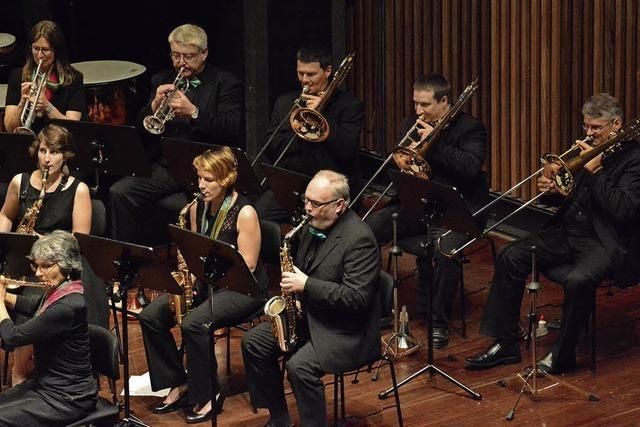 Zwei Doppelkonzerte in zwei Ländern mit dem Blasorchester Lure und Gästen