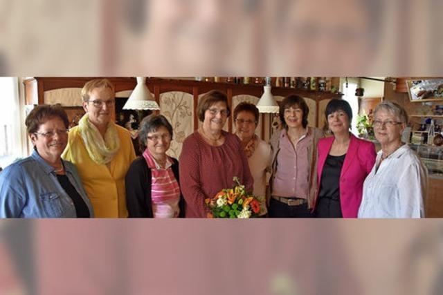 Frauenverein wählt neue Vorsitzende