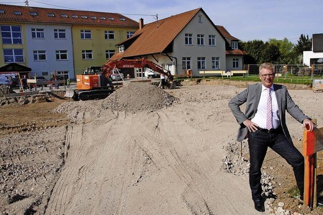 Arbeiten am Potenzial von Gottenheim