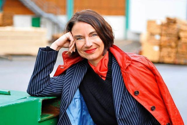 Susanne Fritz' Auseinandersetzung mit der eigenen Kindheit: