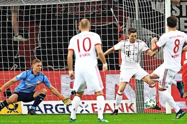 FC Bayern stürmt ins Finale