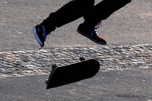 Der Skaterpark in Schopfheim kommt ins Rollen