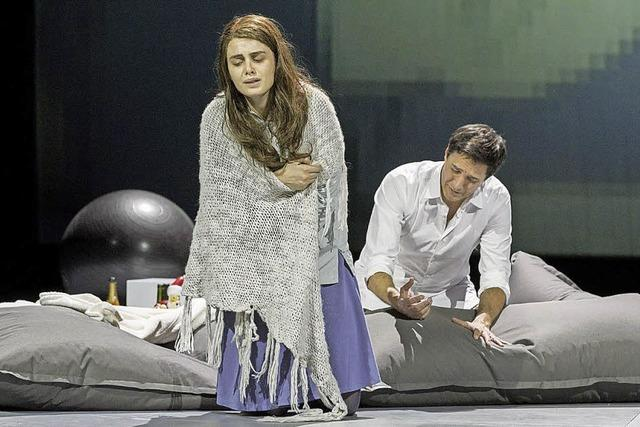 Frank Hilbrich inszeniert die Puccini-Oper