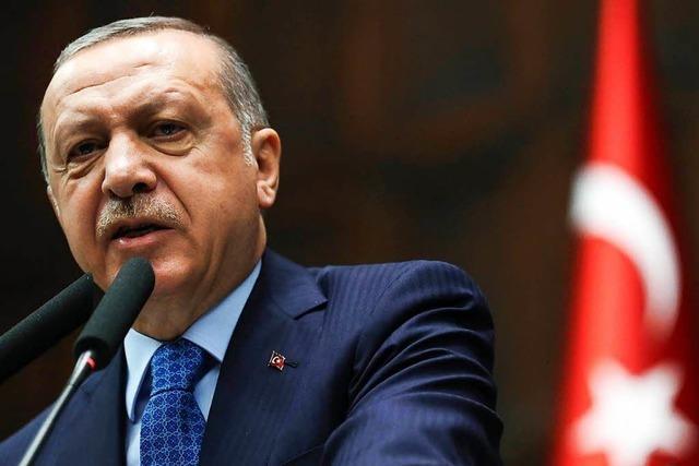 Erdogan kündigt Neuwahlen in der Türkei für den 24. Juni an