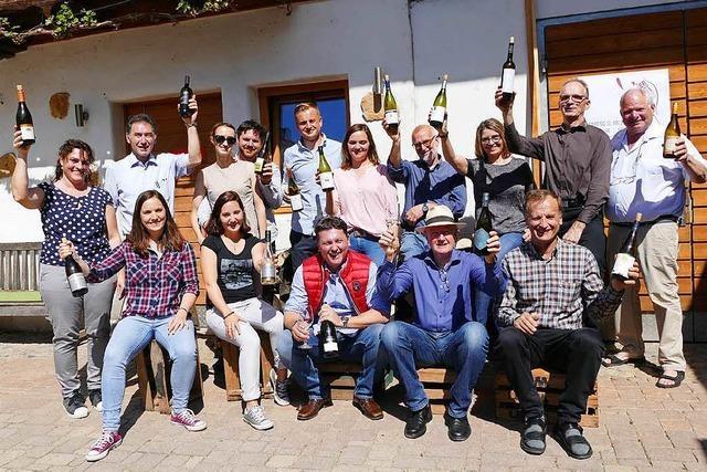 5. Ihringer Weinkost mit 20 Winzerbetrieben und 120 verschiedenen Tropfen
