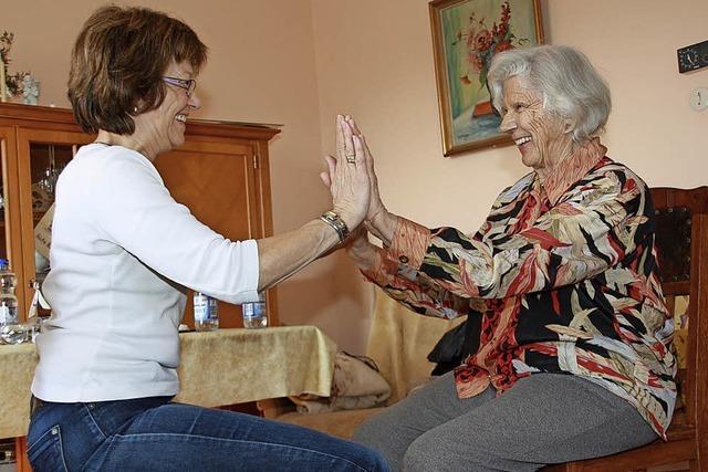 Ein Plan für die Senioren