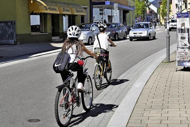 Grüne kritisieren Verkehrssituation