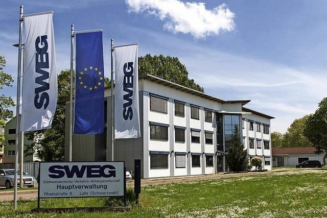 Die SWEG stellt sich neu auf