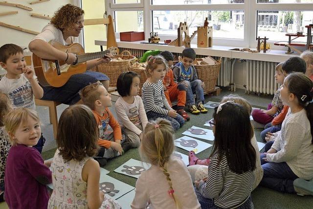 Kinder leben die Vielfalt