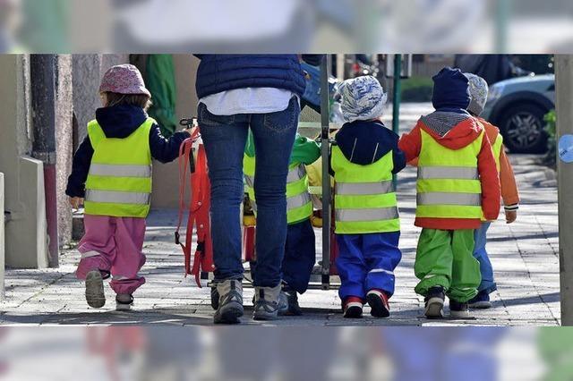 Zu viele Kinder, zu wenig Platz