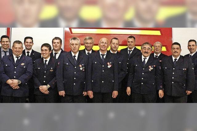 Feuerwehr Bremgarten erhält neue Führungsspitze